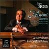 Gerard Schwarz - Mozart: Concerto Nos. 21 & 24 - Eugene Istomin, piano -  HDCD CD