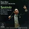 Eiji Oue - Stravinsky: Song Of The Nightingale -  HDCD CD