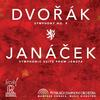 Manfred Honeck - Dvorak/Janacek Symphony No. 8 -  Hybrid Multichannel SACD