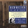 Lukas Foss - Bach/Mallock: The Art of Fuguing -  Gold CD