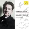 Camerata Freden - Korngold: String Sextet/Piano Quintet -  Blu-ray Audio