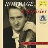 Daniel Gaede, violin & Phillip Moll, piano - Hommage a Kreisler -  Hybrid Multichannel SACD
