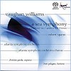 Robert Spano - Vaughan Williams: A Sea Symphony -  Hybrid Multichannel SACD