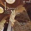Empire Brass Quintet - Baroque Music for Brass and Organ  -  Hybrid Multichannel SACD