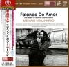 Stefano Bollani Trio - Falando De Amor -  Single Layer Stereo SACD