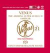 Various Artists - Venus The Amazing Super Audio CD Sampler Vol. 21 -  Single Layer Stereo SACD