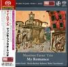 Massimo Farao Trio - My Romance -  Single Layer Stereo SACD