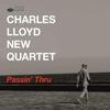 Charles Lloyd New Quartet - Passin' Thru (Live) -  Vinyl LP with Damaged Cover
