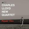 Charles Lloyd New Quartet - Passin' Thru (Live) -  Vinyl LP with Damaged Cover