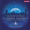 Richard Hickox - Ralph Vaughan Williams: A London Symphony -  Vinyl LP with Damaged Cover