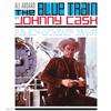 Johnny Cash - All Aboard The Blue Train With Johnny Cash -  Vinyl LP with Damaged Cover
