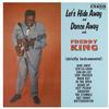 Freddy King - Let's Hide Away And Dance Away With Freddy King -  Vinyl LP with Damaged Cover