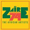 Various Artists - Zaire 74 -  Vinyl LP with Damaged Cover