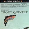 The Festival Quartet - Schubert: Trout Quintet -  180 Gram Vinyl Record