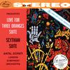 Antal Dorati - Prokofiev: Scythian Suite & Love for Three Oranges -  200 Gram Vinyl Record