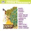Paul Paray - Ravel: Rapsodie Espagnole/ Ibert: Escales -  180 Gram Vinyl Record