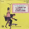 Original Soundtrack  - How To Steal A Million -  Sealed Out-of-Print Vinyl Record