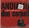 Don Cornell - Andiamo Lets Go With Don Cordell -  Sealed Out-of-Print Vinyl Record