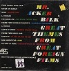 Mr. Acker Bilk - Great Themes From Great Foreign Films -  Sealed Out-of-Print Vinyl Record