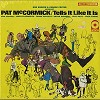 Pat McCormick - Tells It Like It Is -  Sealed Out-of-Print Vinyl Record