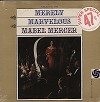 Mabel Mercer - Merely Marvelous -  Sealed Out-of-Print Vinyl Record