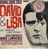 Original Soundtrack - David and Lisa -  Sealed Out-of-Print Vinyl Record