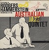 Australian Jazz Quintet - Selections Of Rodgers & Hammerstein  By Austrailian Jazz Quintet -  Sealed Out-of-Print Vinyl Record