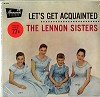 The Lennon Sisters - Let's Get Acquainted -  Sealed Out-of-Print Vinyl Record