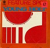 Eldee Young, Red Holt - Feature Spot -  Sealed Out-of-Print Vinyl Record