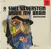 Shel Silverstein - Drain My Brain -  Sealed Out-of-Print Vinyl Record