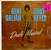 Geri Galian and Chuy Reyes - Duelo Musical -  Sealed Out-of-Print Vinyl Record