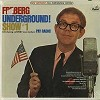 Stan Freberg - Underground Show # 1 -  Sealed Out-of-Print Vinyl Record
