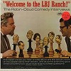 Earle Doud & Alen Robin - Welcome To The LBJ Ranch -  Sealed Out-of-Print Vinyl Record
