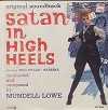 Original Soundtrack - Satan In High Heels -  Sealed Out-of-Print Vinyl Record