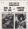Original Soundtrack - Duel In The Sun/Forever Amber -  Sealed Out-of-Print Vinyl Record