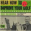 Bob Rosburg - Hear How To Improve Your Golf -  Sealed Out-of-Print Vinyl Record