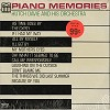 Hutch Davie And His Orchestra - Piano Memories -  Sealed Out-of-Print Vinyl Record