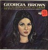 Georgia Brown - Georgia Brown -  Sealed Out-of-Print Vinyl Record