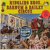 Ringling Bros. and Barnum & Bailey Circus - The Greatest Show On Earth -  Sealed Out-of-Print Vinyl Record