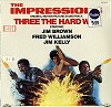 Original Soundtrack - Three The Hard Way -  Sealed Out-of-Print Vinyl Record