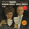 Hermione Gingold, Russell Oberlin - Walton, Sitwell: Facade -  Sealed Out-of-Print Vinyl Record