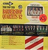 Various Artists - The Top Ten Barbershop Quartets '62 -  Sealed Out-of-Print Vinyl Record