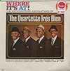 The Quartette Tres Bien - Where It's At! -  Sealed Out-of-Print Vinyl Record