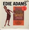 Edie Adams - Behind Those Swingin' Doors -  Sealed Out-of-Print Vinyl Record