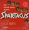 Original Soundtrack - Spartacus -  Sealed Out-of-Print Vinyl Record