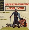 Original Soundtrack - The War Lord -  Sealed Out-of-Print Vinyl Record