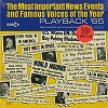 United Press International - Playback '65 - The Most Important News Events and Famous Voices Of The Year -  Sealed Out-of-Print Vinyl Record