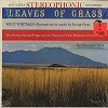 Dr. Wright and The Hollywood First Methodist Church Choir - Leaves Of Grass/stereo -  Sealed Out-of-Print Vinyl Record