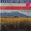 Dr. Wright and The Hollywood First Methodist Church Choir - Leaves Of Grass -  Sealed Out-of-Print Vinyl Record