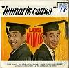 Los Mimos - Humoris Causa -  Sealed Out-of-Print Vinyl Record